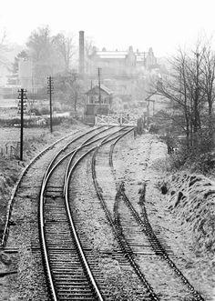 Somerset & Dorset Railway, UK 1968