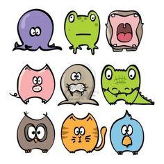 animals cartoon pictures
