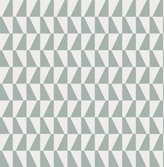 Scandinavian Designers (2739) - Boråstapeter Wallpapers - A stunning all over geometric design of symmetrical triangles. Shown here in duck egg blue and off white - more colours are available. Please request a sample for true colour match. Paste-the-wall product. 10.6cm pattern repeat.
