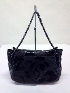 Chanel 'Brooklyn Patchwork Flap Bag'