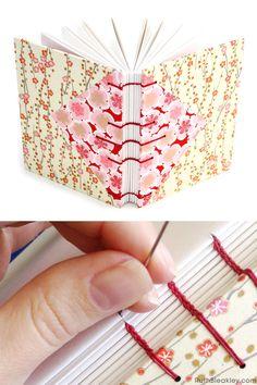 Fair Trade Handmade Small Green Sari Photo Album Scrapbook 2nd Quality