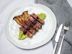 Sous Vide Steak im Thermomix - A Matter Of Taste