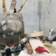 #artstudio #art #ingridvdkamp www.ingridvanderkamp.nl Painting, Art, Painting Art, Paintings, Kunst, Paint, Draw, Art Education, Artworks
