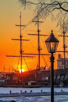http://BlueChipMoney.com - #Fantastic @Sunset..