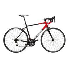 best road bikes under £500 - btwin triban 520 decathlon