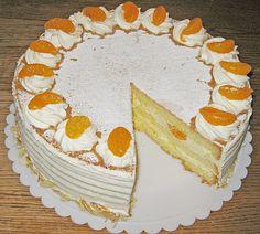 Kuche Guten Appetit: Die weltbeste Käsesahne -Torte