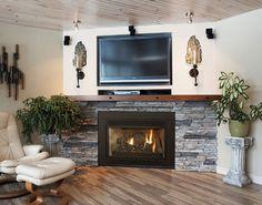 Картинки по запросу modern fireplace