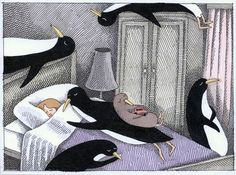 Penguin pets by Pia Valentinis