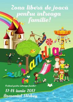 Festivalul Familiei Zurlandia Grinch