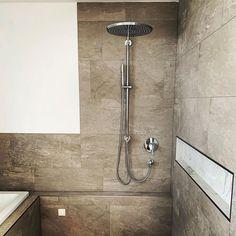 Dusche Mit Einem Minimum An Fugen Unser Umbau Eines