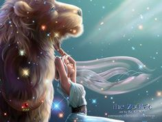 Leo zodiac sign. http://avorodisa.hubpages.com/hub/Point-of-Life-3-Pars-Vitae-in-Leo-and-Virgin