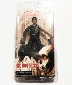 Evil Dead 2 Ash Hero From The Sky