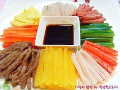 일본파티에서 필수! 남은 횟감 200%활용한 데마끼스시 – 레시피 | Daum 요리