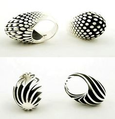Accessories - Rings | Sarah Herriot. Sterling Silver