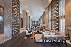 W Hotel & Residences in South Beach (Miami Beach, Florida)