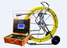 Industrial Pipe Inspection Camera System with 60/120M Cable. For more details, you may contact Worldwide Technologies, Pipe Inspection Camera Supplier in Dehradun, Uttarakhand, India at www.wtpl.co.in