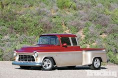 Very nice job on creating an extended cab on this Chevy, yep, did you catch it, look agin its an extended cab!
