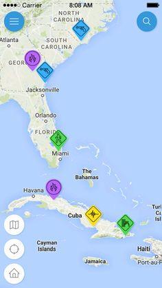 My earthquake alerts news notifications for worldwide ubalert disaster alert network earthquake gumiabroncs Gallery