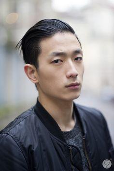 zuol: by youngjun koo Korean Male Models, Korean Model, Park Sung Jin, Milan Men's Fashion Week, Wonder Boys, Great Haircuts, Natural Face, Male Face, Male Beauty