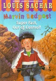 Afraid of his new mountain bike, third-grader Marvin finds himself in a desperate situation when he accepts a challenge to ride down Suicide Hill.