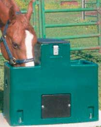 Lil Spring Small Multipurpose Double Side Waterer by Miraco - Horse Tack Online Horse Barns, Horse Tack, Horses, Automatic Horse Waterer, Indoor Arena, Concrete Pad, Moulding, Saddles, Horse Stuff