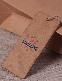 jeans hangtags from china Fabric Labels, Swing Tags, Tag Design, Clothing Labels, Printing Labels, Kraft Paper, Custom Clothes, Paper Shopping Bag, Packaging Design