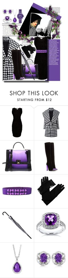 """""""Untitled #78"""" by shewalksinsilence ❤ liked on Polyvore featuring Epoque, Velvet by Graham & Spencer, Balmain, Hervê Guyel, Tom Ford, Alberta Ferretti, Annello, City Rox, Allurez and Christian Dior"""