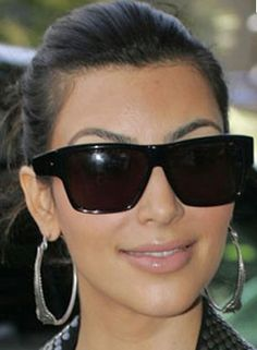 celine purses - Kim Kardashian West - Sunglasses on Pinterest