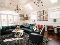 Best Space for a Party | 2014 | HGTV