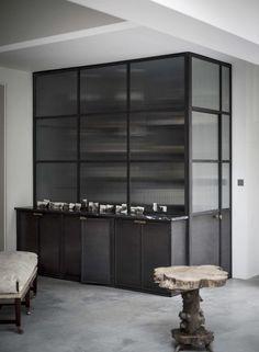 Mapesbury Estate design kitchen / Plain English