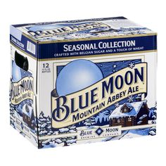 I'm learning all about Blue Moon Seasonal Collection Mountain Abbey Ale - 12 CT at @Influenster!