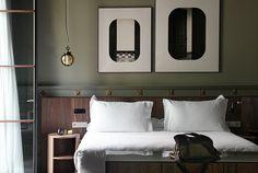 H10 Casa Mimosa Hotel in Barcelona by Tarruella Trenchs Studio | Yellowtrace