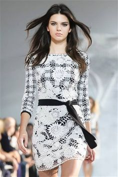11 A. Kendall Jenner walks the runway as the Diane Von Furstenberg . (AP Photo/John Minchillo)  Read more here: http://www.kansascity.com/entertainment/article2030470.html#storylink=cpy