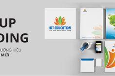 Tư vấn, thiết kế Logo, card visit, phong thư, bộ nhận diện thương hiệu tại Bắc Ninh