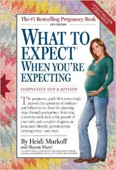 New What to Expect When You're Expecting book, 4th edition - merrilymerrily.ca