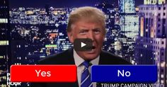 Donald Trump issued a full apology for the 'lewd comments' he was caught saying in a 10 year old video. Watch hisvideo apology and decide whether you still trust him to lead the count…
