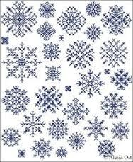scandinavian cross stitch - Google Search