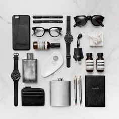 TRIWA CREATIVE - Daily black essentials including TRIWA Midnight Nevil and Sort of Black by @davidgrr