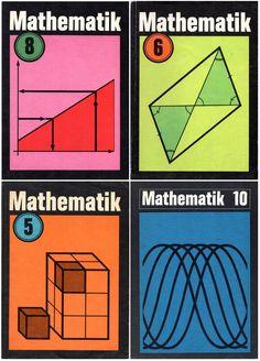 East German math books