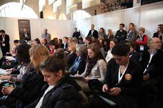 Conférence de Presse de Najat Vallaud-Belkacem au Forum de la Mixité 2013.