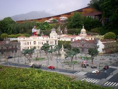 Pueblo chico, La Orotava. Tenerife, Islas Canarias.