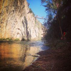 Ruta de los pantaneros , Chulilla tardor2014.