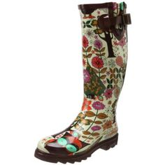 Looking for new gumboots - I love anything with owls on them.