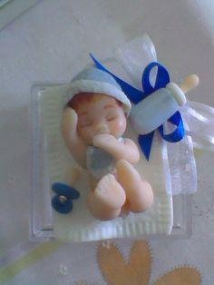 Lembrancinha de maternidade - Menino