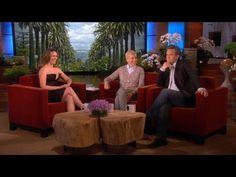 Jennifer Love Hewitt's Head-Turning Dress. Oh how I love Matthew Perry!