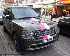 Louis Vuitton Range Rover