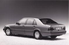 Mercedes-Benz S-Class (# 91 S 53) *