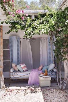 A beleza da Bed & Breakfast Casa Ariadna na Ilha Formentera na Espanha.