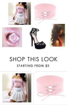 """""""Untitled #24"""" by courtneybear1 on Polyvore featuring Jessica Simpson"""