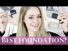 The BEST FOUNDATION? - YouTube